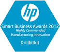 HP Smart Business Awards 2012